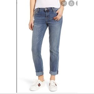 Kut from the Kloth slim boyfriend jeans